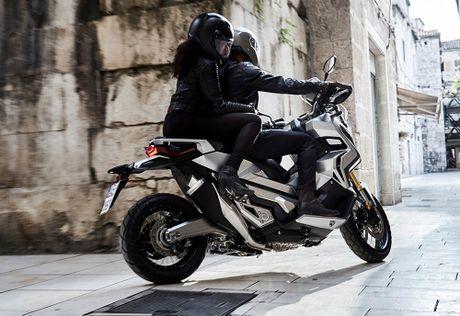 Chinh thuc ra mat Honda X-ADV moi, tay ga off-road 750cc - Anh 7