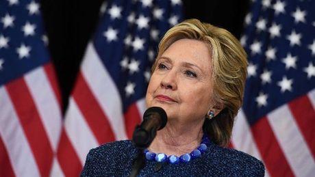 Bau cu My: Hillary Clinton co 90% co hoi chien thang - Anh 1