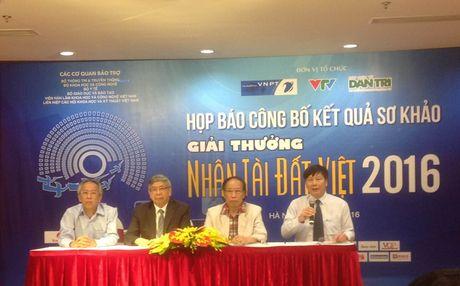 'Qui trinh xac thuc chong hang gia' lot vao vong chung khao giai thuong 'Nhan tai Dat Viet' - Anh 1