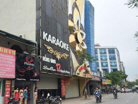 Bi thu TP. Ha Noi: Hoat dong karaoke phai an toan - Anh 1
