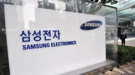 Samsung bi dieu tra do lam an mo am voi nguoi ban cua Tong thong Han Quoc - Anh 1