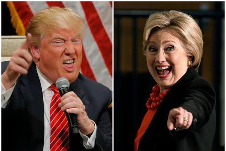Hillary Clinton co 90% co hoi danh bai Donald Trump - Anh 2