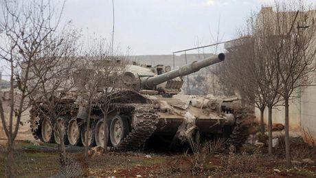 Luc luong Tigers, Hezbollah tap kich du doi luc luong Hoi giao cuc doan o Aleppo - Anh 1
