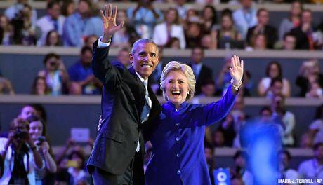 Bau cu My: Tong thong Obama ca cuoc, tuyen bo se khong bao gio thua - Anh 1