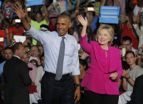 Bau cu My: Tong thong Obama ca cuoc, tuyen bo se khong bao gio thua - Anh 2