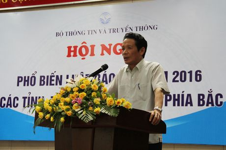 Luat bao chi 2016 co nhieu quy dinh moi tien bo - Anh 1