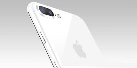 iPhone 7 va 7 Plus sap co them ban Jet White? - Anh 1
