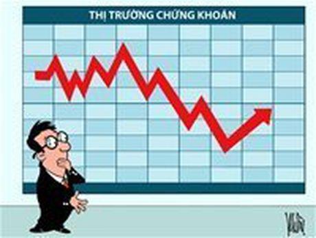 """Chung khoan tang nhe """"cho"""" Tong thong My - Anh 1"""