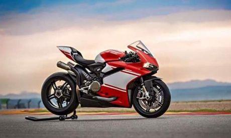Sieu pham Ducati 1299 Superleggera gia 80.000 USD - Anh 1