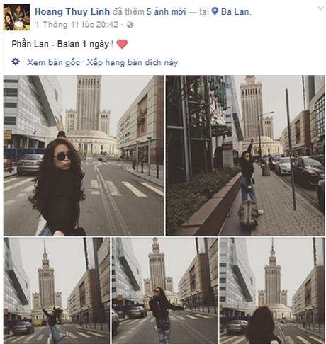 Lo bang chung 'du hi' troi Au, Hoang Thuy Linh - Vinh Thuy muon cong khai tinh cam? - Anh 1