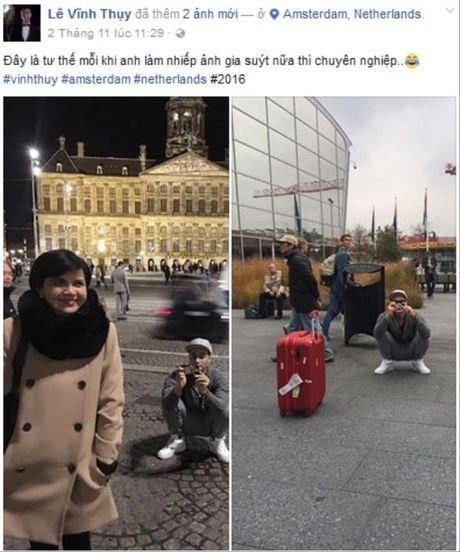 Lo bang chung 'du hi' troi Au, Hoang Thuy Linh - Vinh Thuy muon cong khai tinh cam? - Anh 8