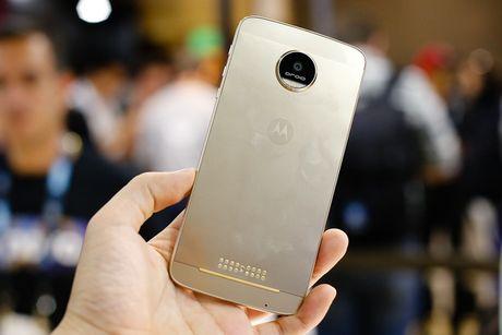 10 smartphone cao cap sac pin nhanh - Anh 1