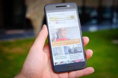 10 smartphone cao cap sac pin nhanh - Anh 7