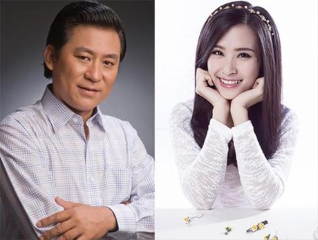 Ngoai Ong Cao Thang, Dong Nhi con hai nguoi dan ong dac biet! - Anh 2