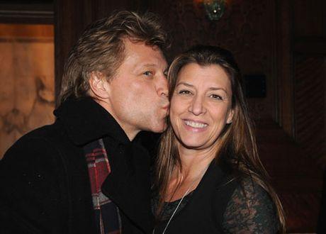 Truong nhom nhac rock Bon Jovi: 36 nam mot moi tinh - Anh 2