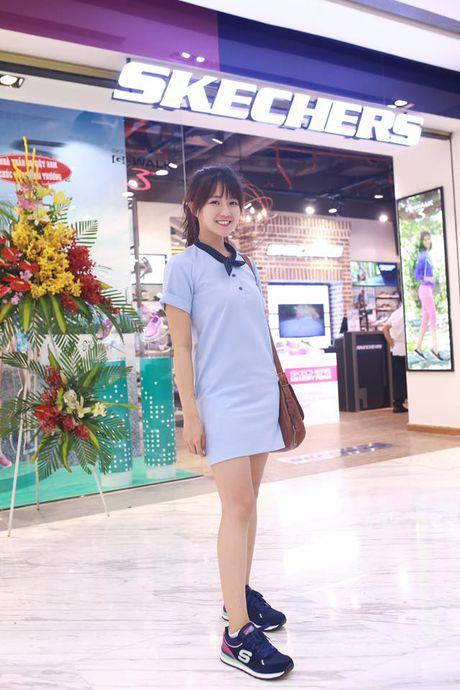 An tuong voi phong cach thoi trang tre trung cua nu game thu xinh dep nhat Viet Nam - Anh 3