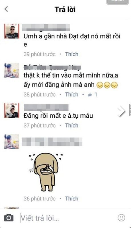 Chang trai duoc cho la 'ban sao' Tuan Hung qua doi vi tai nan giao thong - Anh 5