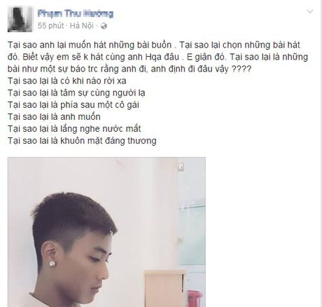 Chang trai duoc cho la 'ban sao' Tuan Hung qua doi vi tai nan giao thong - Anh 6
