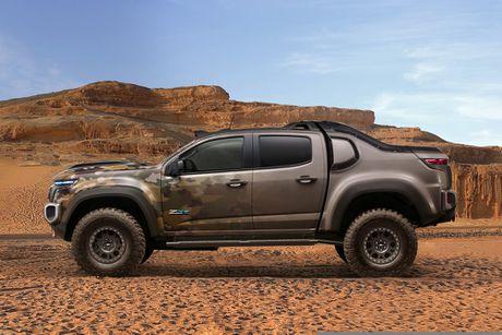 Ban tai Chevrolet Colorado ZH2 danh rieng cho quan doi - Anh 2
