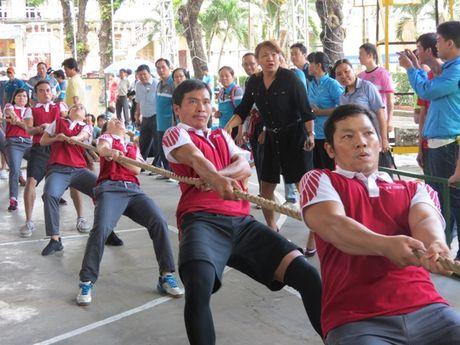 706 van dong vien hao hung tham gia hoi thao danh cho thay co - Anh 1