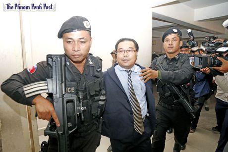 Nghi si Campuchia xuyen tac van de bien gioi voi Viet Nam bi ket an 7 nam tu - Anh 1