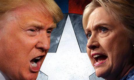 Bau cu Tong thong My 2016: 80% danh cuoc vao Hillary Clinton - Anh 1