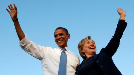 Tong thong Obama lay diem cao ngat nguong khi sap het nhiem ky - Anh 1