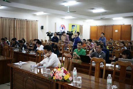 Pho Tong cuc truong Tong cuc TDTT Tran Duc Phan: 'Can xay dung van hoa trong bong da' - Anh 1