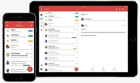 Gmail tren iPhone cap nhat lon: Tang hieu nang, lay lai mail da gui - Anh 2