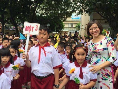 Khong huy dong phu huynh cham lo cho GV dip 20/11 - Anh 1
