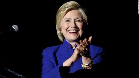 Chuyen gia My: 'Clinton se thang 308 phieu dai cu tri' - Anh 2