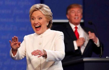 Sac thai cua Hillary va Trump xuyen suot bau cu My - Anh 10