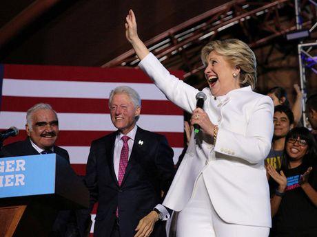 Sac thai cua Hillary va Trump xuyen suot bau cu My - Anh 11