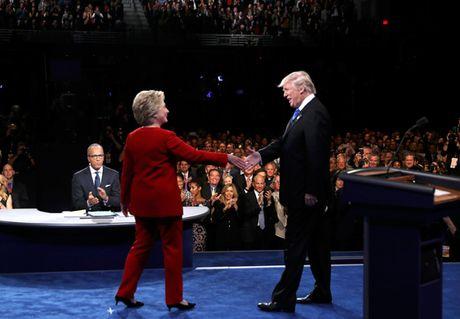 Sac thai cua Hillary va Trump xuyen suot bau cu My - Anh 3