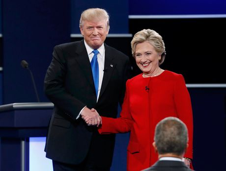 Sac thai cua Hillary va Trump xuyen suot bau cu My - Anh 4