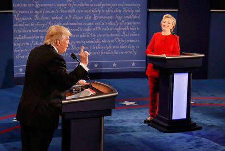 Sac thai cua Hillary va Trump xuyen suot bau cu My - Anh 5