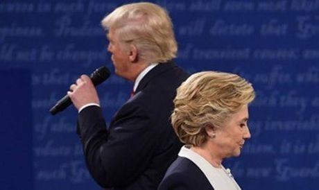 Sac thai cua Hillary va Trump xuyen suot bau cu My - Anh 7