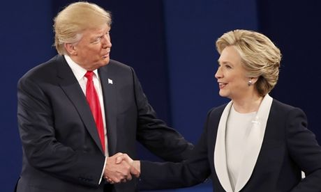 Sac thai cua Hillary va Trump xuyen suot bau cu My - Anh 8