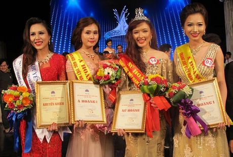 Hoang Thu Thao duoc thi Miss Asia Pacific International - Anh 1