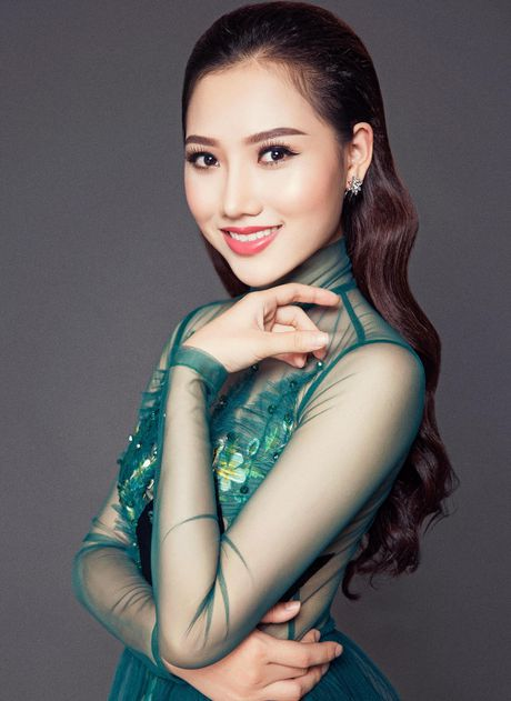 Hoang Thu Thao duoc thi Miss Asia Pacific International - Anh 2