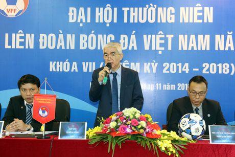 Dai hoi VFF: Sang chen lan toi - Anh 1