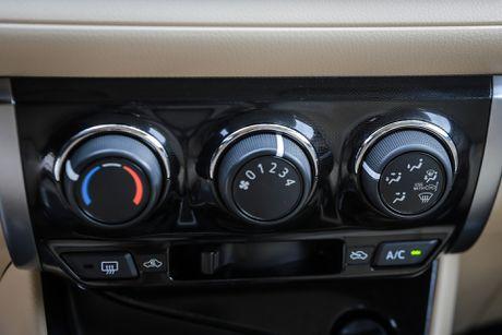 Toyota Vios 1.5E CVT 2016 gia 588 trieu - Anh 10