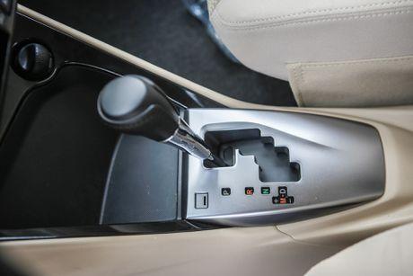 Toyota Vios 1.5E CVT 2016 gia 588 trieu - Anh 13