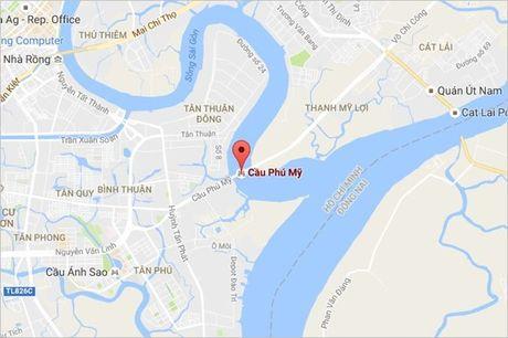 Cuon sat de bep cabin, cau Phu My ket cung - Anh 3