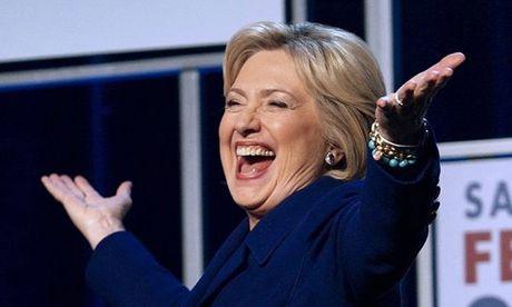 'Vu khi bi mat' cua Hillary - Anh 1