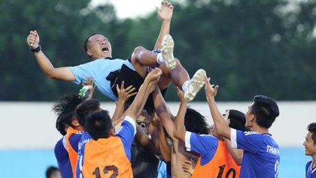 Chua kip vui, 'be phong' U19 Viet Nam da tan dan xe nghe - Anh 1