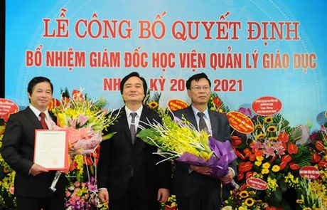 Hoc vien quan ly giao duc co giam doc moi - Anh 1