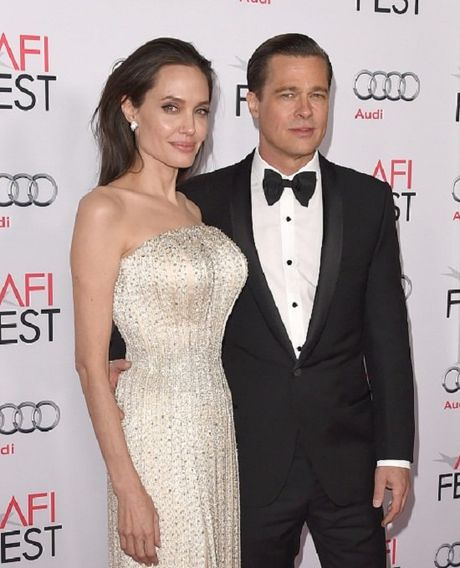 Brad Pitt dung quang ba phim vi cuoc chien voi Jolie - Anh 1