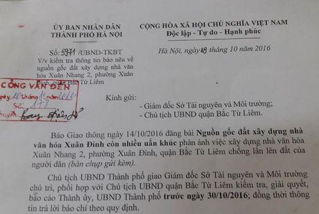 Chu tich Ha Noi yeu cau bao cao, Chanh VP quan noi 'tu tu' - Anh 2