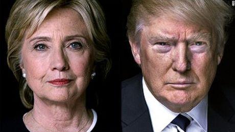 Bau cu My: Reuters du tinh ba Clinton gianh duoc 303 dai cu tri - Anh 1